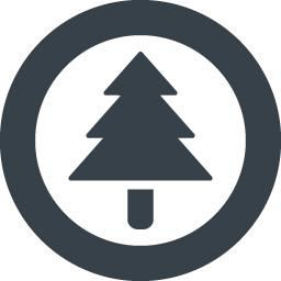 杉の木のフリーアイコン素材 3 商用可の無料 フリー のアイコン素材をダウンロードできるサイト Icon Rainbow
