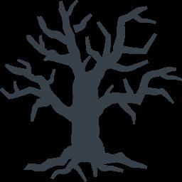 ハロウィンの曲がった木のアイコン素材 1 商用可の無料 フリー のアイコン素材をダウンロードできるサイト Icon Rainbow