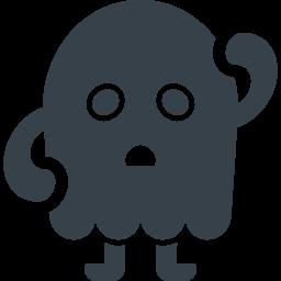 ハロウィンのお化けのアイコン素材 商用可の無料 フリー のアイコン素材をダウンロードできるサイト Icon Rainbow
