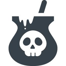 ハロウィン 魔女の作る毒の入ったスープのアイコン 商用可の無料 フリー のアイコン素材をダウンロードできるサイト Icon Rainbow