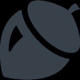 どんぐりの無料アイコン素材 2 商用可の無料 フリー のアイコン素材をダウンロードできるサイト Icon Rainbow