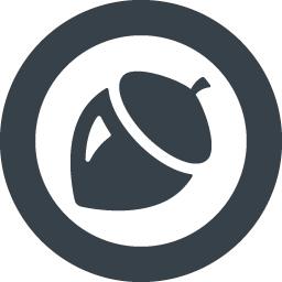 どんぐりの無料アイコン素材 3 商用可の無料 フリー のアイコン素材をダウンロードできるサイト Icon Rainbow