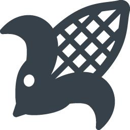 とうもろこしのフリーアイコン素材 4 商用可の無料 フリー のアイコン素材をダウンロードできるサイト Icon Rainbow