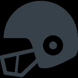 アメリカンフットボールのヘルメットのアイコン素材 商用可の無料 フリー のアイコン素材をダウンロードできるサイト Icon Rainbow