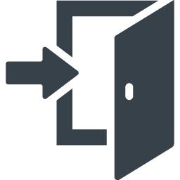 ログイン サインインのアイコン素材 3 商用可の無料 フリー のアイコン素材をダウンロードできるサイト Icon Rainbow