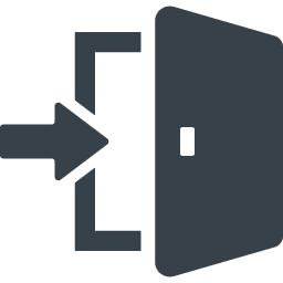 ログイン サインインのアイコン素材 4 商用可の無料 フリー のアイコン素材をダウンロードできるサイト Icon Rainbow