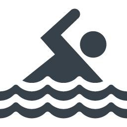 施設 プールの無料アイコン素材 1 商用可の無料 フリー のアイコン素材をダウンロードできるサイト Icon Rainbow
