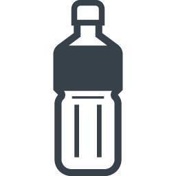 ペットボトルの無料アイコン素材 2 商用可の無料 フリー のアイコン素材をダウンロードできるサイト Icon Rainbow