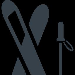 スキーの無料アイコン素材 2 商用可の無料 フリー のアイコン素材をダウンロードできるサイト Icon Rainbow