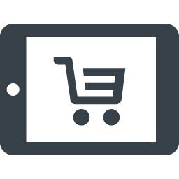 タブレットでネットショッピングの無料アイコン素材 商用可の無料 フリー のアイコン素材をダウンロードできるサイト Icon Rainbow