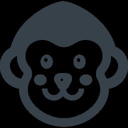 子供のサルのアイコン素材 商用可の無料 フリー のアイコン素材をダウンロードできるサイト Icon Rainbow