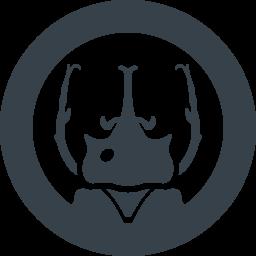 カブトムシの無料アイコン素材 3 商用可の無料 フリー のアイコン素材をダウンロードできるサイト Icon Rainbow