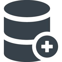 新規データベース作成の無料アイコン素材 商用可の無料 フリー のアイコン素材をダウンロードできるサイト Icon Rainbow