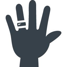 指輪してる手の無料アイコン素材 商用可の無料 フリー のアイコン素材をダウンロードできるサイト Icon Rainbow