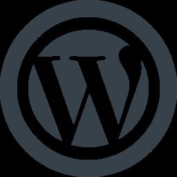 Wordpressのロゴアイコン 1 商用可の無料 フリー のアイコン素材をダウンロードできるサイト Icon Rainbow