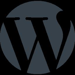 Wordpressのロゴアイコン 2 商用可の無料 フリー のアイコン素材をダウンロードできるサイト Icon Rainbow