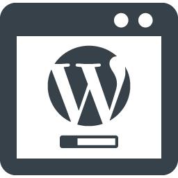 ブラウザでのwordpressログインの無料アイコン素材 商用可の無料 フリー のアイコン素材をダウンロードできるサイト Icon Rainbow