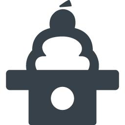 お正月の鏡餅の無料アイコン素材 3 商用可の無料 フリー のアイコン素材をダウンロードできるサイト Icon Rainbow
