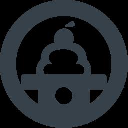 お正月の鏡餅の無料アイコン素材 4 商用可の無料 フリー のアイコン素材をダウンロードできるサイト Icon Rainbow