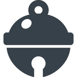 鈴の無料アイコン素材 商用可の無料 フリー のアイコン素材をダウンロードできるサイト Icon Rainbow