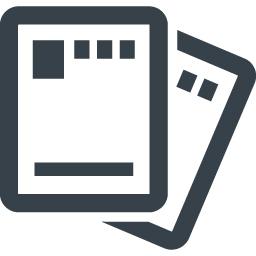 はがきの無料アイコン 2 商用可の無料 フリー のアイコン素材をダウンロードできるサイト Icon Rainbow