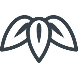 和のテイストの竹の葉っぱアイコン素材 3 商用可の無料 フリー のアイコン素材をダウンロードできるサイト Icon Rainbow