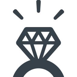 婚約指輪の無料アイコン素材 4 商用可の無料 フリー のアイコン素材をダウンロードできるサイト Icon Rainbow