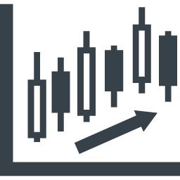 株 Fxの上昇トレンドの無料アイコン素材 商用可の無料 フリー のアイコン素材をダウンロードできるサイト Icon Rainbow