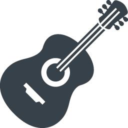 アコースティックギターの無料アイコン素材 1 商用可の無料 フリー のアイコン素材をダウンロードできるサイト Icon Rainbow