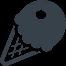 アイスクリームの無料アイコン素材 1 商用可の無料 フリー のアイコン素材をダウンロードできるサイト Icon Rainbow