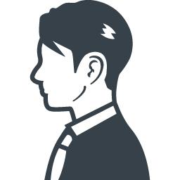 スーツをきた男性のフリーアイコン素材 商用可の無料 フリー のアイコン素材をダウンロードできるサイト Icon Rainbow