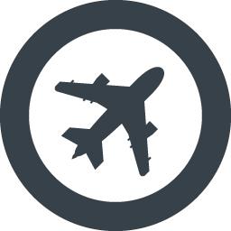 ジャンボジェットのシルエット無料アイコン素材 3 商用可の無料 フリー のアイコン素材をダウンロードできるサイト Icon Rainbow