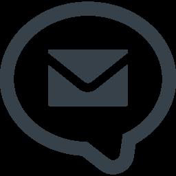 メール来てますよの無料アイコン素材 2 商用可の無料 フリー のアイコン素材をダウンロードできるサイト Icon Rainbow