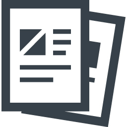 パンフレット 資料の無料アイコン素材 1 商用可の無料 フリー のアイコン素材をダウンロードできるサイト Icon Rainbow