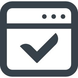 安全性の高いブラウザ ウィルスチェックの無料アイコン素材 1 商用可の無料 フリー のアイコン素材をダウンロードできるサイト Icon Rainbow