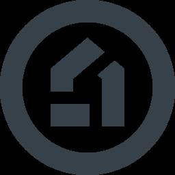 Homeマークの無料アイコン素材 3 商用可の無料 フリー のアイコン素材をダウンロードできるサイト Icon Rainbow