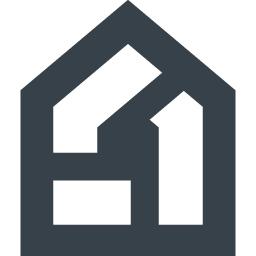 Homeマークの無料アイコン素材 4 商用可の無料 フリー のアイコン素材をダウンロードできるサイト Icon Rainbow