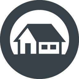 立体的な家の無料アイコン素材 3 商用可の無料 フリー のアイコン素材をダウンロードできるサイト Icon Rainbow