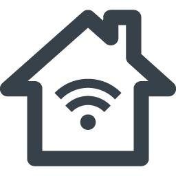 Iot素材 家でwifiの無料アイコン素材 1 商用可の無料 フリー のアイコン素材をダウンロードできるサイト Icon Rainbow