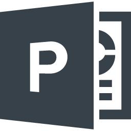 パワーポイントのロゴ 無料アイコン素材 商用可の無料 フリー のアイコン素材をダウンロードできるサイト Icon Rainbow