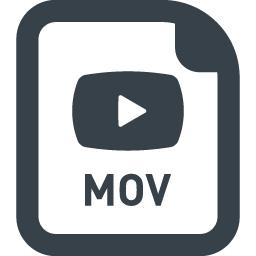 Movファイルの無料アイコン素材 商用可の無料 フリー のアイコン素材をダウンロードできるサイト Icon Rainbow