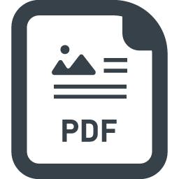 Pdfファイルの無料アイコン素材 商用可の無料 フリー のアイコン素材をダウンロードできるサイト Icon Rainbow