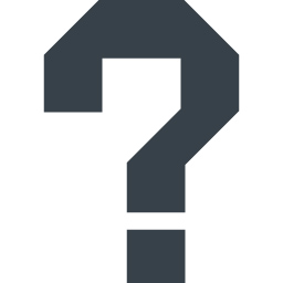 はてなマークの無料アイコン素材 13 商用可の無料 フリー のアイコン素材をダウンロードできるサイト Icon Rainbow
