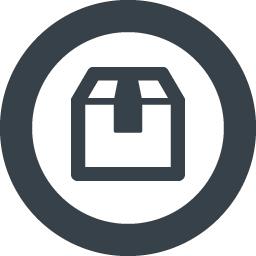 正面からみたダンボール箱の無料アイコン素材 4 商用可の無料 フリー のアイコン素材をダウンロードできるサイト Icon Rainbow