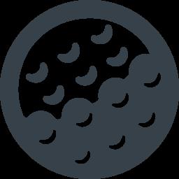 ゴルフボールの無料アイコン素材 1 商用可の無料 フリー のアイコン素材をダウンロードできるサイト Icon Rainbow