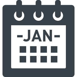 カレンダー スケジュールの無料アイコン素材 3 商用可の無料 フリー のアイコン素材をダウンロードできるサイト Icon Rainbow