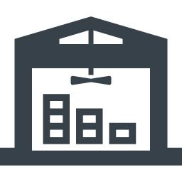 倉庫のフリーアイコン素材 2 商用可の無料 フリー のアイコン素材をダウンロードできるサイト Icon Rainbow