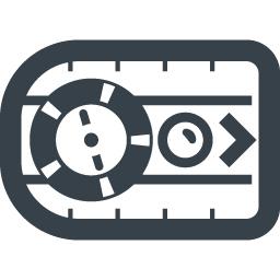 オリエンテーリング用のコンパスのフリーアイコン 1 商用可の無料 フリー のアイコン素材をダウンロードできるサイト Icon Rainbow