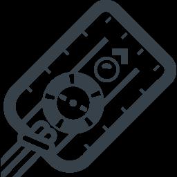 オリエンテーリング用のコンパスのフリーアイコン 2 商用可の無料 フリー のアイコン素材をダウンロードできるサイト Icon Rainbow