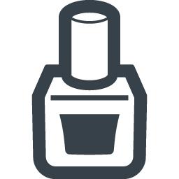 マニキュアの無料アイコン素材 2 商用可の無料 フリー のアイコン素材をダウンロードできるサイト Icon Rainbow